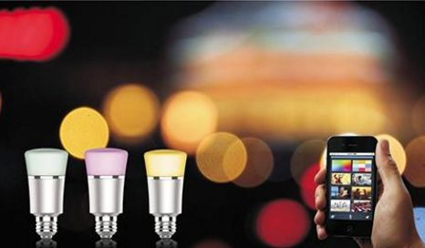 酷宅科技携多种智能照明方案亮相2018光亚展吉首